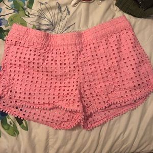 Lilly for Target shorts